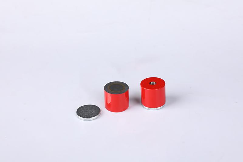 磁性吸力件磁罐