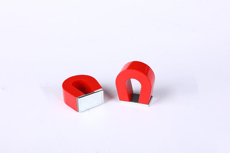 圆马蹄磁铁